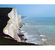 Seven Sisters, East Sussex Photographic Print