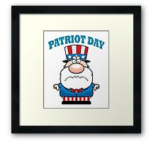 Patriot Day Framed Print