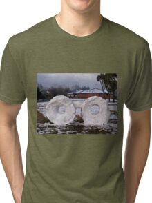 Winter Spectacle Tri-blend T-Shirt