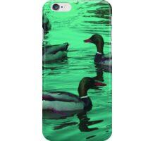 Duck Serenity  iPhone Case/Skin