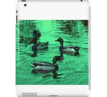 Duck Serenity  iPad Case/Skin