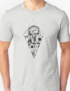 Unmögliche Astronaut Unisex T-Shirt