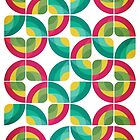 Passion Fruit Pattern by VessDSign