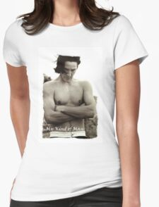 My Kind Of Man (Keanu Reeves Movie) Womens Fitted T-Shirt