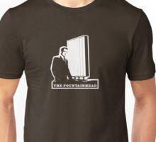 The Fountainhead White Architecture t shirt Unisex T-Shirt