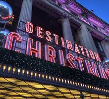 Destination Christmas by Ludwig Wagner