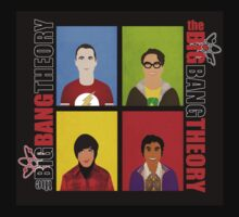 The big bang theory by margottina