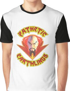 Ming the Merciless - Pathetic Earthlings Variant Graphic T-Shirt