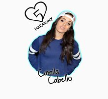 CAMILA CABELLO FROM FIFTH HARMONY CUTE PHOTO Womens Fitted T-Shirt