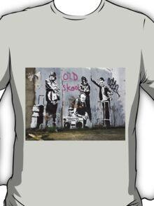Banksy, Old Skool, London T-Shirt