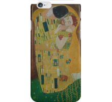 Tribute to Gustav Klimt iPhone Case/Skin