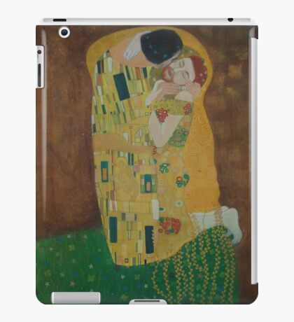 Tribute to Gustav Klimt iPad Case/Skin