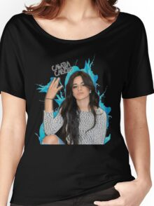 CAMILA CABELLO FROM FIFTH HARMONY CUTE PHOTO Women's Relaxed Fit T-Shirt