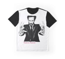 Keanu Reeves the Movie Actor Graphic T-Shirt
