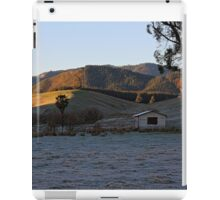 Shiver me timbers! iPad Case/Skin