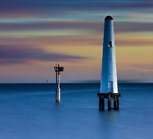 Beacon Cove Lighthouse by Greg McMahon