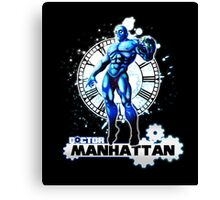 Doctor Manhattan Canvas Print