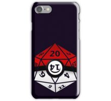 Pokeball D20 iPhone Case/Skin