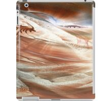 You can land anytime, the truth will set us free iPad Case/Skin