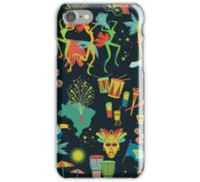 Brazilian Night iPhone Case/Skin