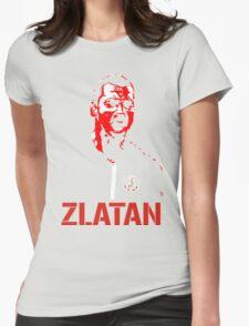 Zlatan PSG Womens Fitted T-Shirt