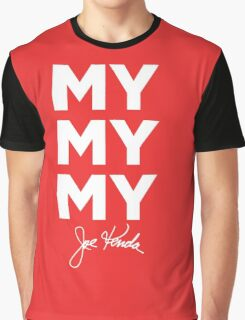 My My My Joe Kenda Graphic T-Shirt