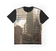 Hong Kong Reflection Graphic T-Shirt