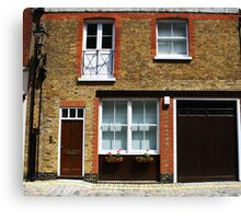 London Calling 0.6 - Quaintness Canvas Print