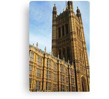 London Calling 0.5 - BIG ben Canvas Print