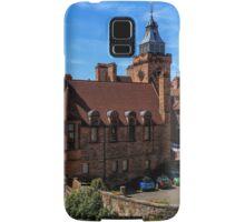 Well Court, Dean Village. Edinburgh Samsung Galaxy Case/Skin