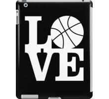 Basketball - Love iPad Case/Skin