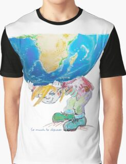 So much to Discover Graphic T-Shirt