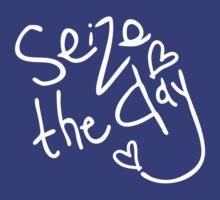 Seize the day by cheeckymonkey