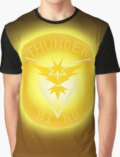 Team Thunderbird - Instinct Graphic T-Shirt