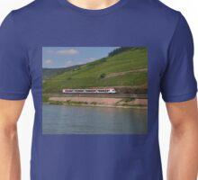 German Passenger Train Unisex T-Shirt