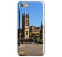 West End, Edinburgh iPhone Case/Skin