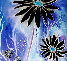 Dream Time Daisies by Linda Callaghan