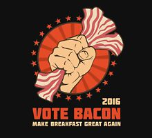 Vote Bacon Unisex T-Shirt