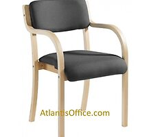 31% off on Wood Frame Stacking Chair by atlantisofficee