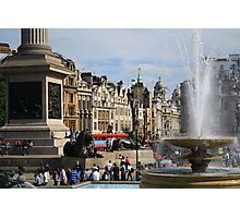 London Calling 1.2 Photographic Print