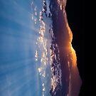 Dubrovnik Sunset II [iPad cover] by Matti Ollikainen