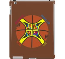 Basketball World Cup Spain 2014 Official ball iPad Case/Skin