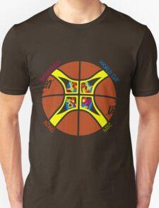 Basketball World Cup Spain 2014 Official ball Unisex T-Shirt
