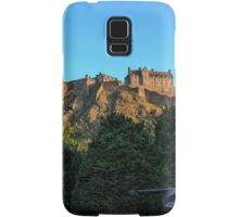 Scots American War Memorial Overlooking Edinburgh Castle Samsung Galaxy Case/Skin