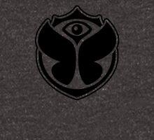 Tomorrowland logo - Festival - black Unisex T-Shirt