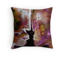 Walk away from madness! Throw Pillow