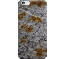Rusty Flowers iPhone Case/Skin