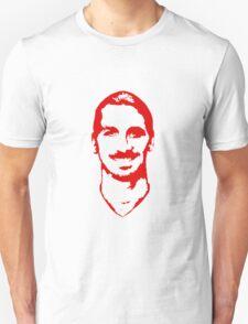 ibra red Unisex T-Shirt