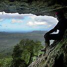 Nankuropwung Cavern - Pohnpei, Micronesia by Alex Zuccarelli