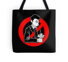 Evil and Greedy Corporation Tote Bag